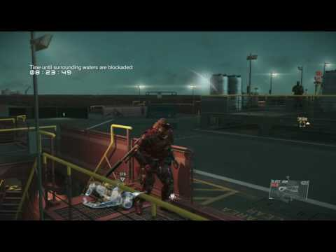 METAL GEAR SOLID V: fob infiltration issue #3