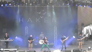Haken - Falling Back to Earth (live at Night of the Prog, Loreley)