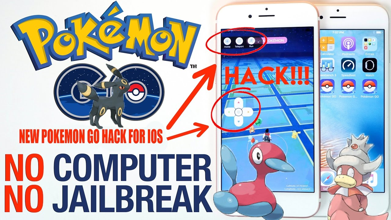 POKEMON GO HACK FOR iOS 2017 (BEST NEW WORKING HACK) …