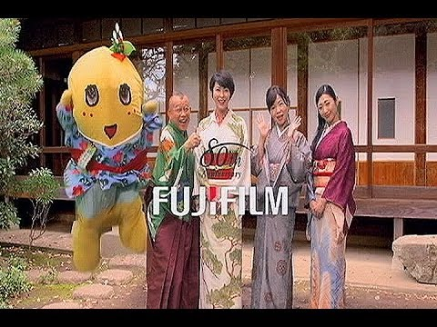松たか子 富士フイルム CM スチル画像。CM動画を再生できます。