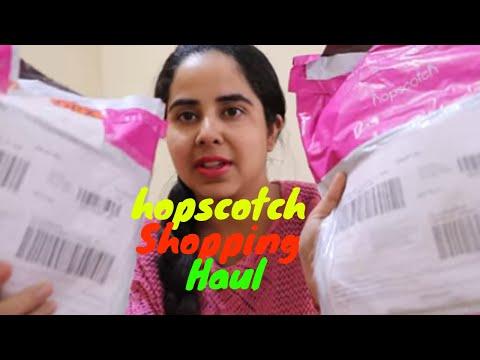 Hopscotch Shopping Haul   Baby Shopping Haul   Hunar's Clothes Haul   SuperStylish Namrata  