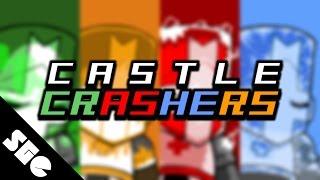 Castle Crashers - Full Walkthrough [NO Commentary] [Solo] thumbnail