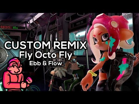Rhythm Heaven Custom RemixFly Octo Fly ~ Ebb & Flow