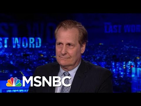 Jeff Daniels: 'We Can't Go On Like This' | The Last Word | MSNBC