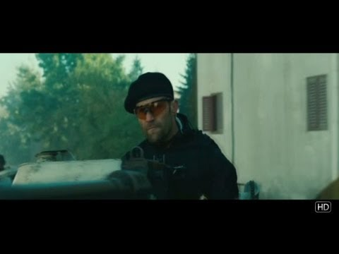 The Expendables 2 Official Trailer (2012)