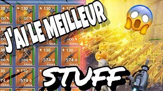 I MONTRE MY STUFF OMG FORTNITE SAUVER THE WORLD!!