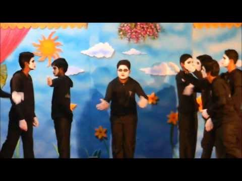 Mime on Water Conservation: A Team of SIMS,Shimoga Presented this Mime show during the College Fest 2013.  The Aim of the team is to Create an awareness among the  people about the importance of water conservation ....  SAVE WATER