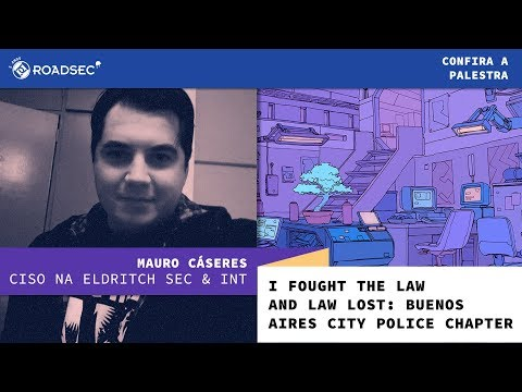 I Fought the law and law lost: Buenos Aires City Police Chapter - Mauro Cáseres