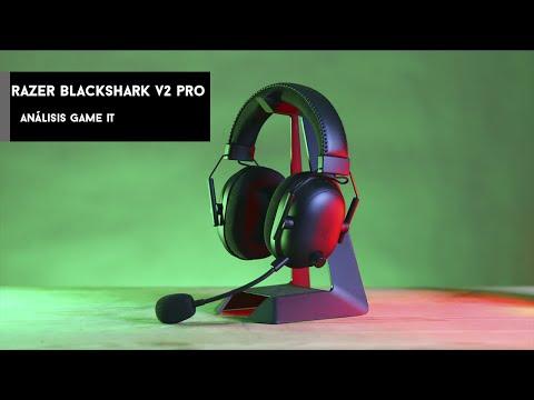 Razer Blackshark V2 Pro, #review y unboxing en español |GameIt ES