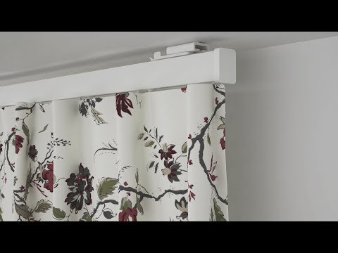 IKEA VIDGA curtain series