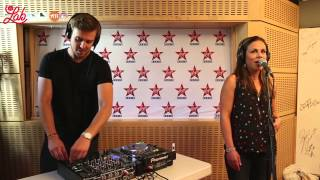 "Feder en Live dans Le Lab Virgin Radio ""GoodBye"""