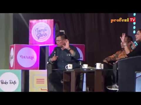 Rektor Imbau Organisasi Kampus Patuhi Aturan UNM di Acara Narasi TV