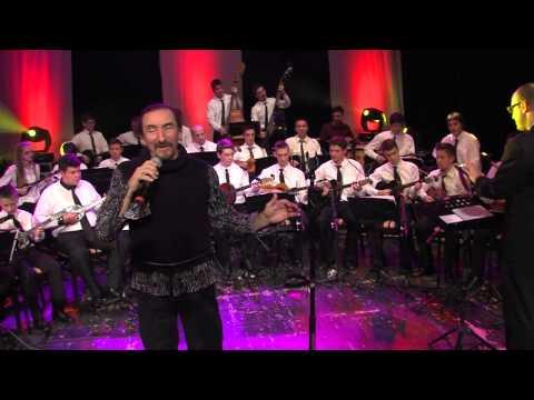 Ružica si bila - Željko Bebek uz tamburaški orkestar CTK Varaždin