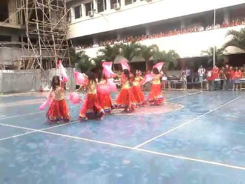 Mandarin dance