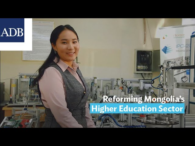 Reforming Mongolia's Higher Education Sector