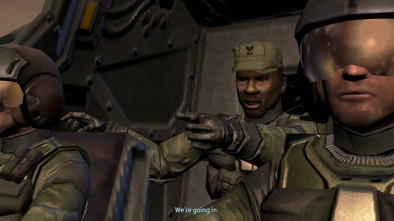 Halo 2 cutscene - They'll Regret That Too - HD Subtitles