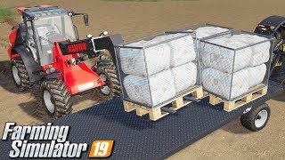Sprzedaż wełny - Farming Simulator 19   #61