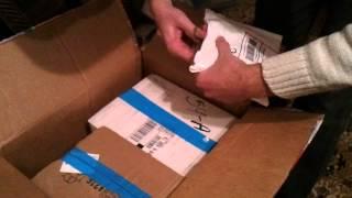 Вскрытие посылки MEEST Express США-Украина(MEEST Express отличный перевозчик , но было пару казусов когда была украдено несколько телефонов, теперь каждую..., 2012-12-22T14:51:54.000Z)
