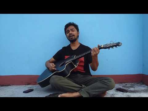 purano-sei-diner-katha-rabindra-sangeet-notation-acoustic,-rabindra-sangeet-lyrics-cover-masud-rana