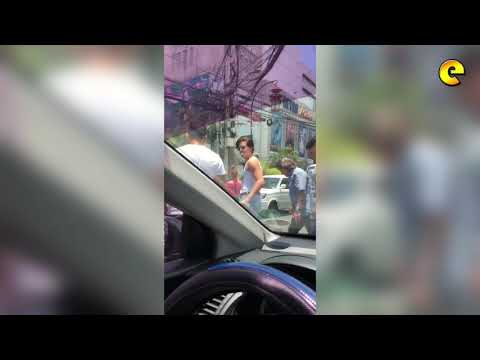 Cole Sprouse Roams The Streets Of Binondo, Manila, Philippines