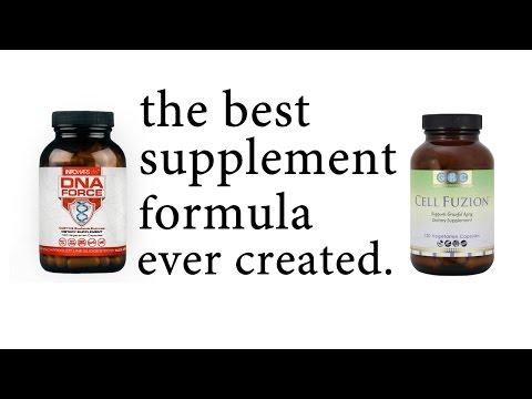 Best supplement: ResVida trans-resveratrol, Bio-Enhanced Na-R lipoic acid, P40p pomegranate extract