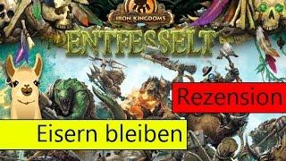 Iron Kingdoms - Entfesselt (Spiel) / Anleitung & Rezension / SpieLama