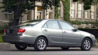 Toyota Camry Hybrid Concept 2009 Videos