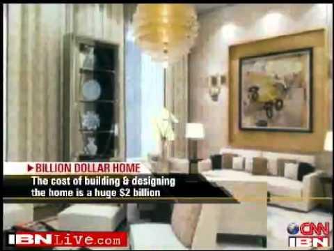 Mukesh ambani la casa pi costosa del mondo youtube - La casa piu costosa del mondo ...