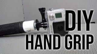 DIY GoPro Handle Grip