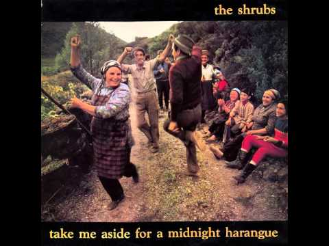 The Shrubs – Take Me Aside For A Midnight Harangue (full album) 1987