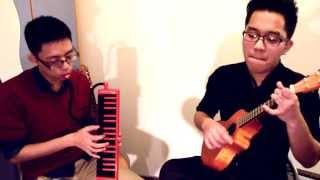 Mình yêu nhau đi ( melodica vs acoustic guitar )