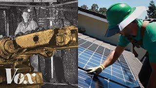 Why there are twice as many solar jobs as coal jobs thumbnail