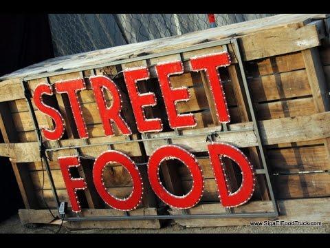 SigaElFoodTruck - VanVanMarket placa de les Glories 2015 - Food Truck en España (Barcelona)