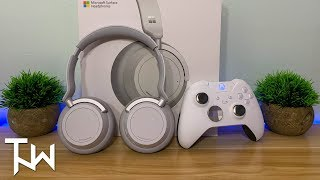 Surface Headphones Review Music/Work/Gaming