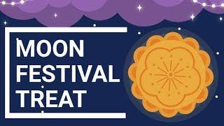 Moon festival treat