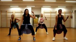 Eva Simons - Policeman ft. Konshens (Zumba Fitness Choreography)