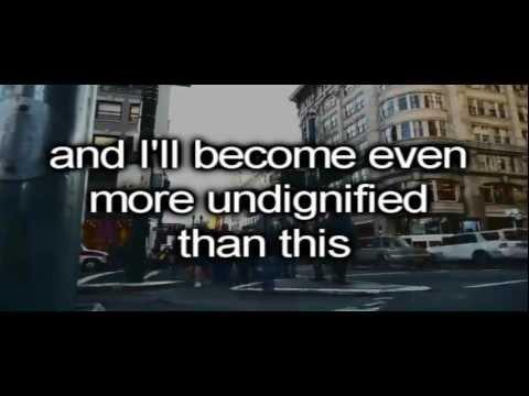 Chris Tomlin - Undignified with Lyrics