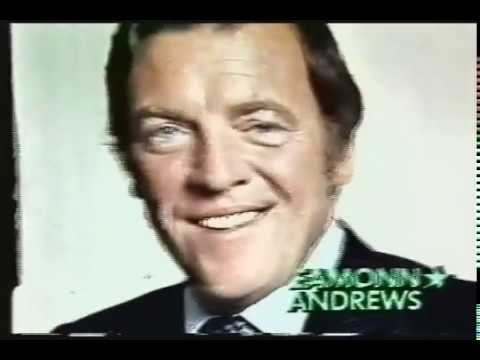 This Is Your Life Eamonn Andrews Roll Back The Years TV Ad