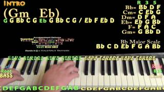best friend young thug piano lesson chord chart