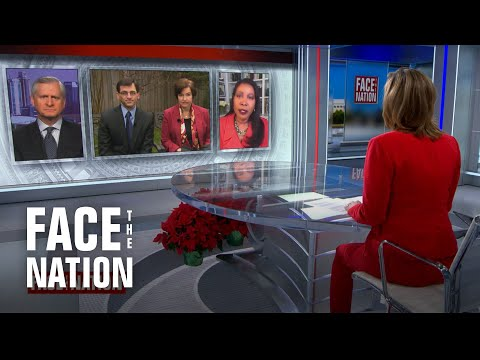 """Navigating a divided country: A """"Face the Nation"""" book panel"""