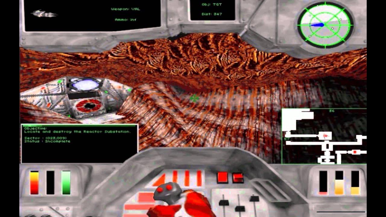 Hellbender 1995 Gameplay + Torrent Download