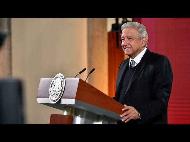Segundo paquete de proyectos con inversión pública y privada. Conferencia presidente AMLO