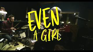 DDWhite- EVEN A GIRL- Live at Russell Industrial Center