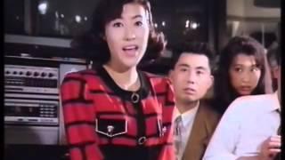 山咲千里?1990年の東映レーザーカラオケのCM 山咲千里 動画 26