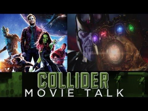 Guardians of the Galaxy Will Be In Avengers: Infinity War - Collider Movie Talk