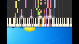 Sam Cooke   cupid [Piano tutorial by Synthesia]