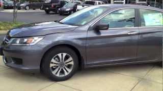 2013 Honda Accord LX Sedan Features | Jackson Area Honda Dealer