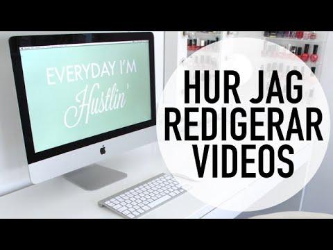 Hur jag redigerar videos | Final Cut Pro X Tutorial