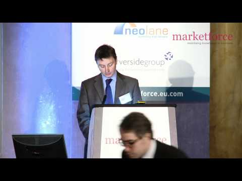 Social Media in Financial Services - Opening address