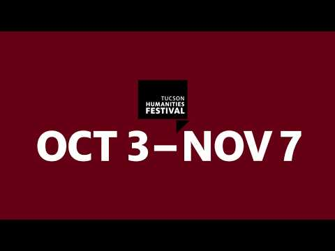 Tucson Humanities Festival 2017